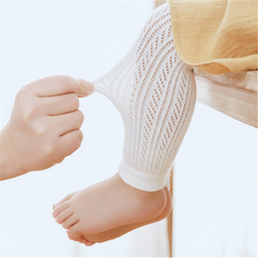 Baby / Toddler Cotton Solid Breathable Leggings