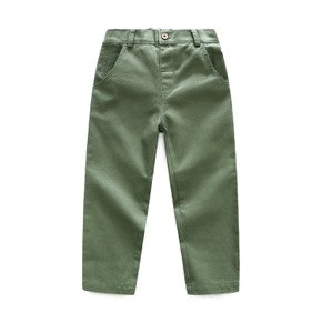 Baby / Toddler Boy Solid Casual Jeans