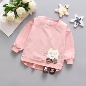 Baby Girl Animal Pullovers