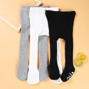 Baby / Toddler Solid Antiskid Tights