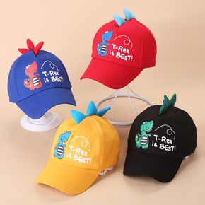 Toddler / Kids Dinosaur Letter Cap