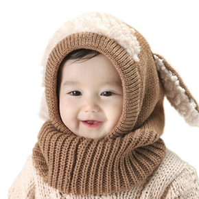 Baby / Toddler Fleece Knitted Hat