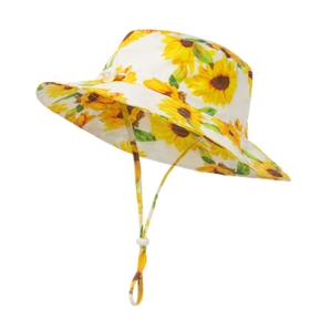 Baby / Toddler Cute Sunflower Hat