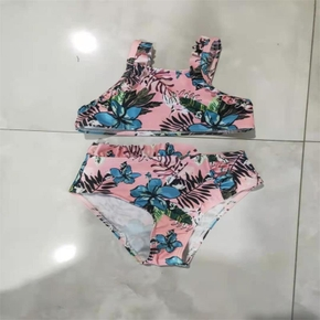 Baby / Toddler Floral Holiday Swimsuit