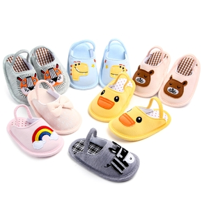 Baby / Toddler Cute Cartoon Embroidered Applique Sandals