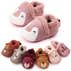 Baby / Toddler Lovely Cartoon Animal Prewalker Shoes