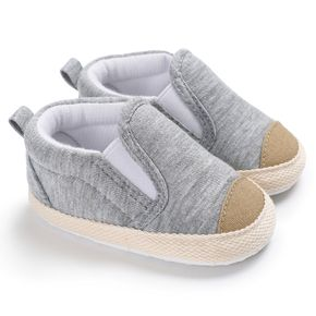 Baby / Toddler Casual Solid Prewalker Shoes