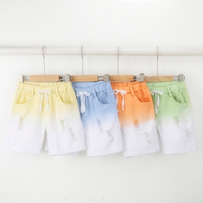 Toddler Chic Tie Dye Casual Shorts