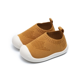 Baby / Toddler Solid Cotton Shoes