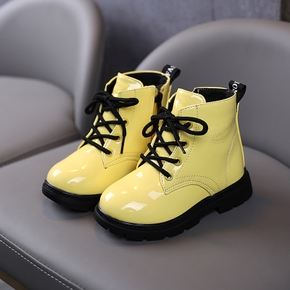 Toddler / Kid Fashion Solid Boots