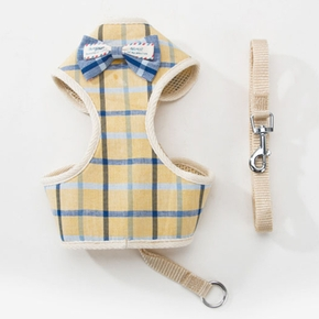 Pet Clothing with Traction Rope Set