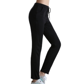 Casual Milk Fiber Elasticity Yoga pants Sweatpants