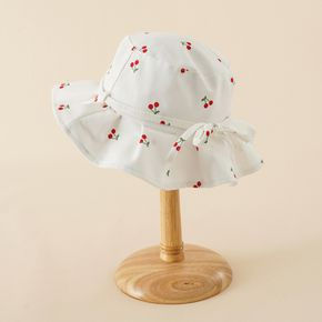 Baby / Toddler Cherry Bowknot Hat