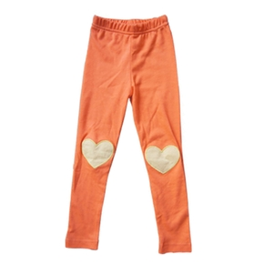 Baby / Toddler Embroidered Solid Leggings