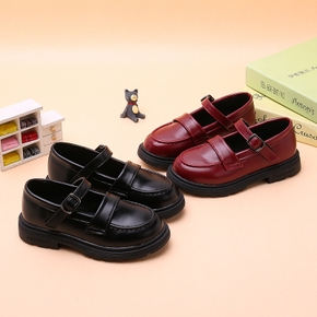 Toddler / Kid Solid Closure Shoes