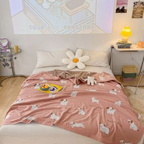 Cool Summer Quilt Air-conditioning Quilt Thin Cool Feeling Children's Air-conditioning Blanket