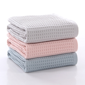 Cotton Bath Towel Household Water Absorption Beach Thickening Adult Children Swimming Towels