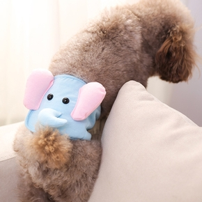 Pet Physiological Pants Small Dog Teddy Male Dog Estrus Panties Courtesy with Anti-harassment