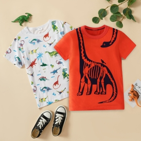 Trendy Kid Boy Dinosaur T-shirt