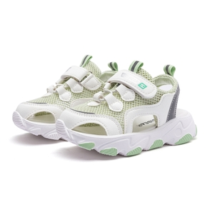 Toddler / Kid Velcro Closure Breathable Sports Shoes