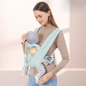 New Baby Sling Baby Sling Four Seasons Can be Used for The Newborn Simple Shoulder Sling Multi-functional Four Claw Back Bag