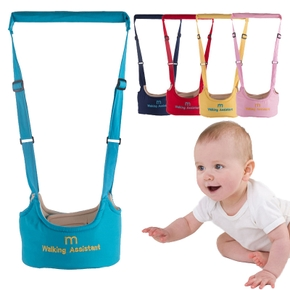 Children's Breathable Dual-Purpose Baby Toddler With Basket Type Baby Toddler With Walking And Learning With Child Traction Belt