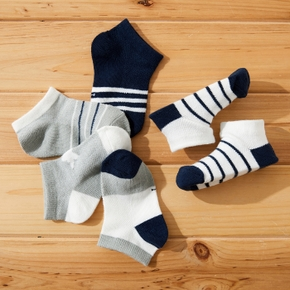 5-pack Baby / Toddler / Kid Casual Breathable Socks