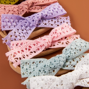 Baby / Toddler Ripped Bowknot Hairband