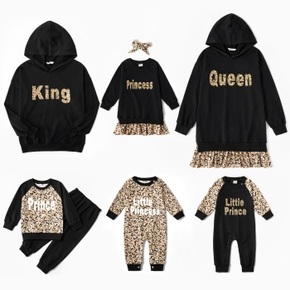 Mosaic Leopard Series Family Matching Sets