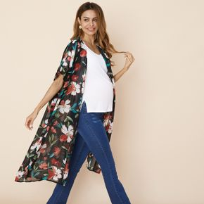 Maternity Floral printed Coat