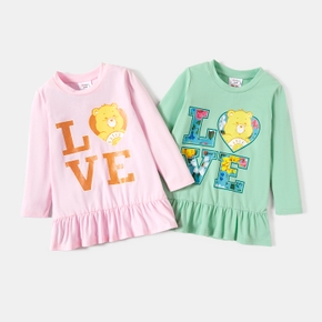 Care Bears Sharing Love Cotton Toddler Girl Tee