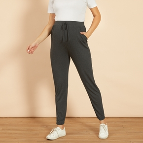 Maternity casual Print Relaxed fit Casual pants