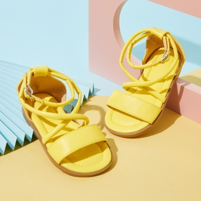 Toddler Solid Fashionable Sandals