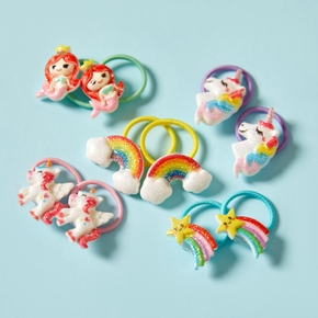 10-pack Adorable Hairpins for Girls