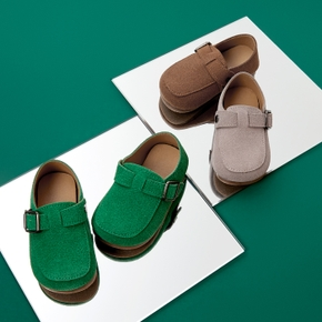 Toddler / Kid Solid Velcro Closure Casual Shoes