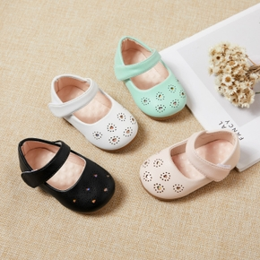 Baby / Toddler / Kid Solid Velcro Closure Casual Sandals