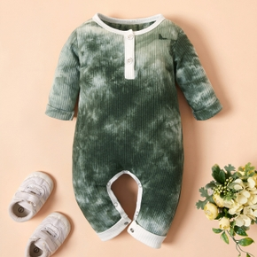 Baby Tie-dyed Jumpsuits