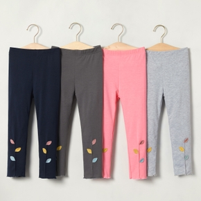 Baby / Toddler Cutie Embroidered Leggings