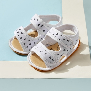 Baby / Toddler Polka Dots Velcro Closure Sandals