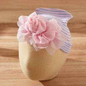 Baby Rose Flower Hat