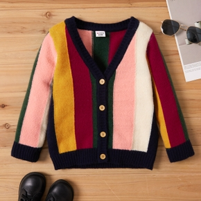 Kid Unisex Stripes Sweater