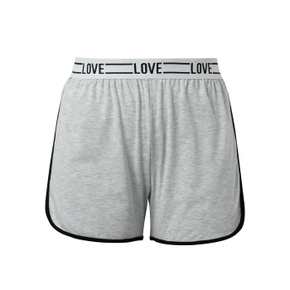 Casual Letter Grey shorts