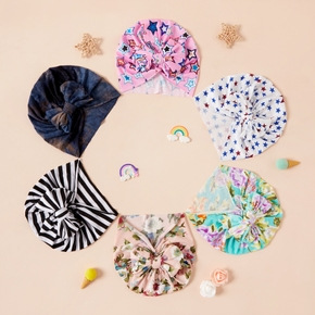 Baby / Toddler Bowknot Print Hat