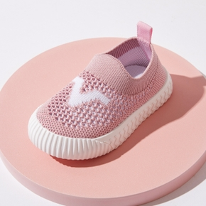 Toddler Casual Mesh Breathable Slip-on Shoes