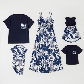 Family Matching Floral Print Sets