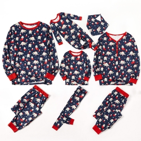 Christmas Matching Lovely Sloth Print Family Pajamas Sets