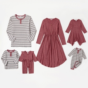 Mosaic Family Matching Casual Sets