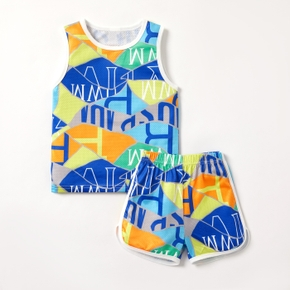 Mesh Tank Top and Shorts for Toddlers / Kids