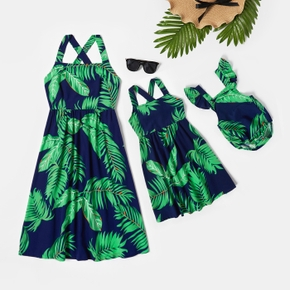 Floral Print Dresses for Mommy and Me