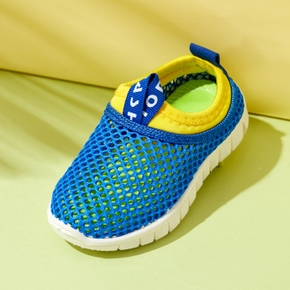 Toddler / Kid Color Block Breathable Sports Shoes
